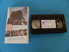 Pink Floyd - London 1966-1967 (VHS, 1994) - RARE IMPORT Video PAL