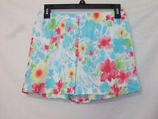 NWT Ralph Lauren Sleep Shorts Bright Floral Print Size XS