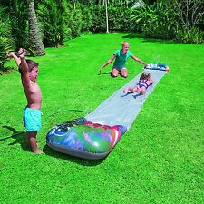 Extra Large - Inflatable Water Spraying BESTWAY STAR WARS Slip & Slide - 18Ft