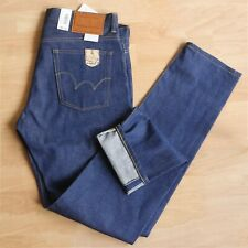 "Edwin Selvedge Denim  Regular Tapered Jeans Fit W36""  Made in Japan"
