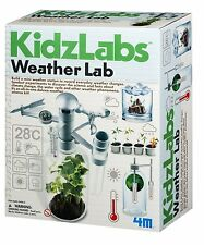 Weather lab multifunctional weather station science kit by 4M Kidzlabs