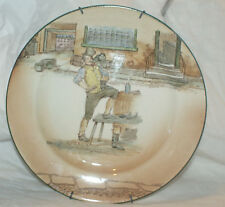 Royal Doulton.Dewar'S Sam Wellar .Beautiful Condition !.8 1/2 Plate