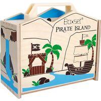 Legler small foot Pirateninsel im Koffer ab 3 Jahre 9541