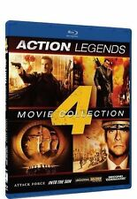 Attack Force/Into the Sun/Second in Command/Universal Soldier:Return (BluRay NEW