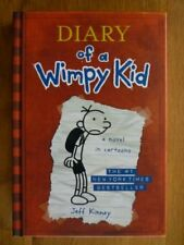 Diary of a Wimpy Kid,Jeff Kinney- 9780141329895