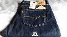 Levis 508 (£84.99), 100%cotton, Levi Strauss & Co, 38w32l.....*NEW*