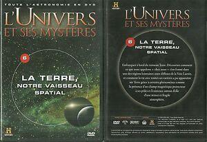 DVD - L'Universo e Sua Misteri: la Terra, Nostra Astronave / come Nuova