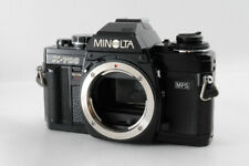 [Excellent Tested] Minolta X-700 MPS black body 35mm SLR Film camera From JAPAN