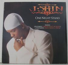 "J Shin One Night Stand Remixes LATOCHA SCOTT Trick Daddy 12 "" Maxi Single (I661)"