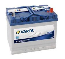 VARTA E23 BATTERIE DE VOITURE - 12V 70 Ah 630CCA* Type 068 batterie Varta