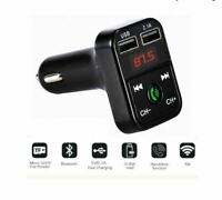 Wireless FM Transmitter Bluetooth Car Kit MP3 Music Player Bluetooth 4.1 USB