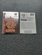 PANINI EURO 2004 NR. 317 NEDERLAND - HOLLAND