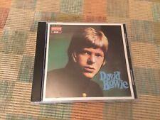 DAVID BOWIE DAVID BOWIE 1st CD JAPAN 1ST PRESS 1983 P25L-25027 MINT