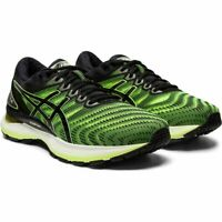 ASICS GEL-NIMBUS 22 Scarpe Running Uomo Neutral SAFETY YELLOW BLACK 1011A680 751