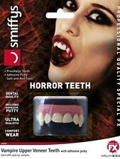 Déguisement Halloween Horreur de luxe dents Vampire Dracula canines par Smiffys