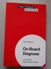 On-Board-Diagnose und moderne Abgasnachbehandlung Vogel Fachbuch Service-Fibel
