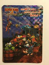 Super Donkey Kong 2 Carddass Prism 43