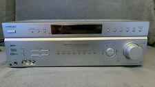Sony STR-K870P Stereo AM/FM 6 Channel Receiver - Silver (Used!)