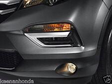 Genuine OEM Honda Pilot Chrome Front Bumper Trim 2016 - 2017