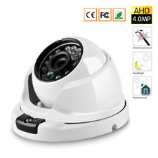 4MP AHD HD Analog IR-CUT Wide Angle Dome Outdoor Security CCTV IR Camera AHD DVR