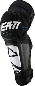 Leatt 3DF Hybrid Ext Knee & Shin Guards - Motocross Dirtbike OffroadPair