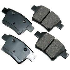 Disc Brake Pad Set-Ceramic Pads Rear Dash 4 Brake CD1377