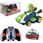 Carrera RC Nintendo Mario Kart Mini Collectible  | Radio Remote Control | Luigi