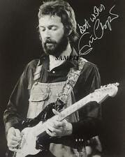 ERIC CLAPTON #1 REPRINT AUTOGRAPHED 8X10 SIGNED PICTURE PHOTO COLLECTIBLE RP