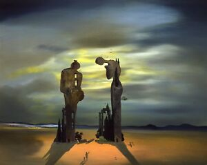 Salvador Dali - Liquid Desire Print Poster Giclee