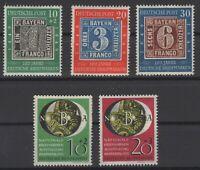 CB145683/ GERMANY – YEARS 1949 - 1951 MINT MH SEMI MODERN LOT – CV 145 $