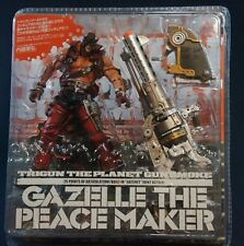 Trigun Gazelle the Peace Maker Action Figure by Kaiyodo
