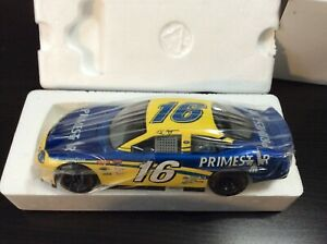 RACING CHAMPIONS #16 TED MUSGRAVE PRIMESTAR COIN BANK
