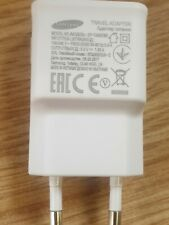 SAMSUNG GENUINE EP-TA50EWE EU 2 Pin USB plug  charger