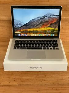 Macbook Pro (Retina Display, 13-inch, Early 2015)