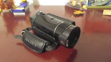 Sony Full 1080HD HDR-CX7 camcorder