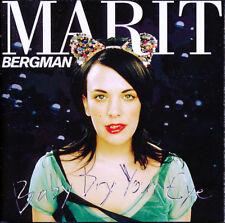 "Marit Bergman - ""Baby Dry your Eye"" - 2004 - CD Album"