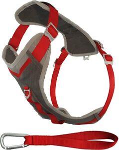 Kurgo Journey Adventure Dog Harness Medium- Red