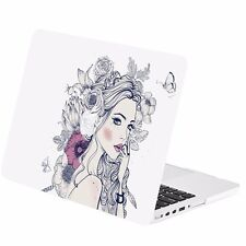 "Vector Dreaming Girl Rubberized Case for MacBook Pro 15"" w./ Retina Model A1398"