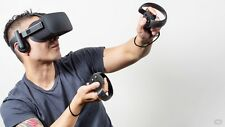 Oculus Rift VR Headset & Touch Controllers - PC Gaming Virtual Reality (2 Of 2)