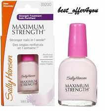 SALLY HANSEN MAXIMUM STRENGTH NAIL TREATMENT Stronger Nails in 1 week -  Z39200