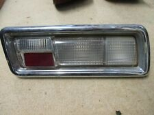 Toyota KE30 - KE55 Corolla Sedan Tail light clear (RH) 1975 - 1981