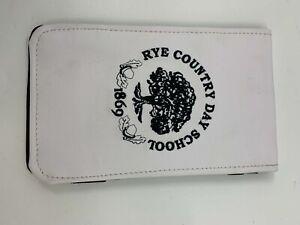 Sunfish Golf Score Card Holder Rye Country Day School 1869 S064