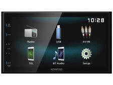 Kenwood DMX-120BT Autoradio USB Bluetooth 2 Din Moniceiver Bluetooth 17,3cm WVGA