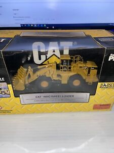 NORSCOT #55302 CAT CATERPILLAR 988G ARTICULATED WHEEL LOADER 1:64 NIB