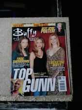 Buffy the vampire slayer magazine issue 35 2000 titan with poster