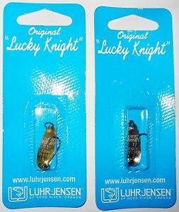 Rapala Luhr-Jensen Lucki Knight Indicator, Pike Bait, Zander,Perch