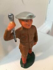 BAND LEADER WITH TIN HELMET