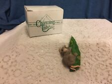 """Charming Tails """"Hello, Sweet Pea"""" Dean Griff Christmas Ornament"""