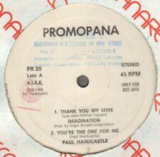 Various (Imagination / Paul Hardcastle / I Blagueur / Bolland) - Panarecord