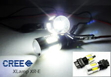 2x CREE XR-E LED 3156 3157 3057 For GMC Projector Front Turn Signal Light White